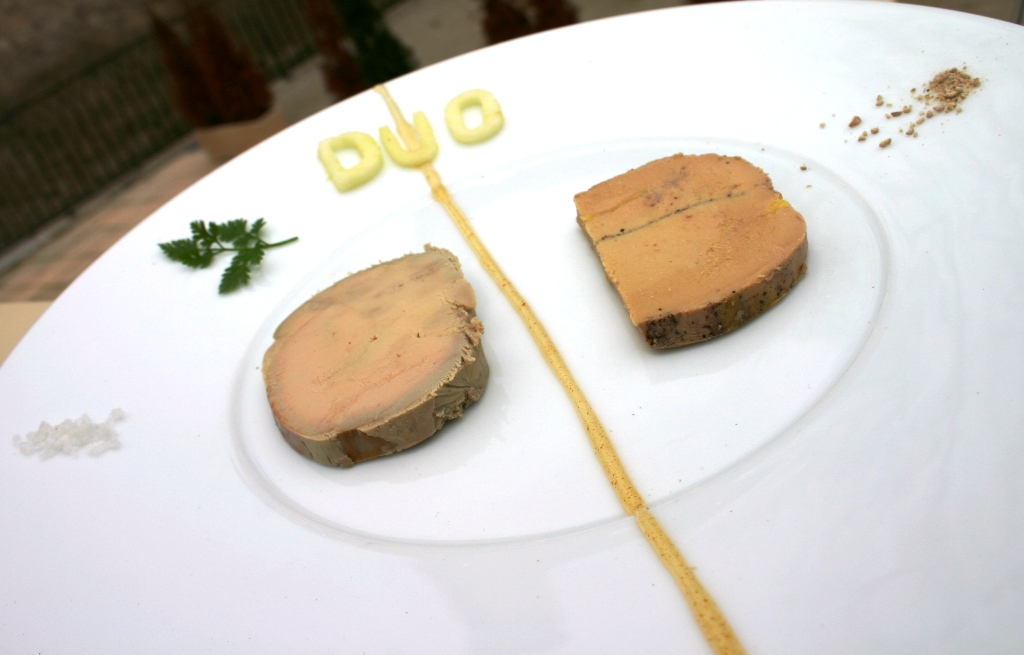 Duo-Foie-Gras